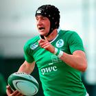 Special talent: Aaron Sexton in action for Ireland U18s