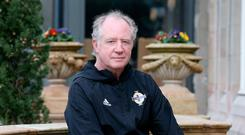New role: Jimmy Nicholl