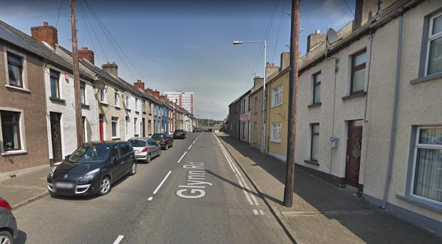 Two men have been arrested after the altercation in Larne. Credit: Google