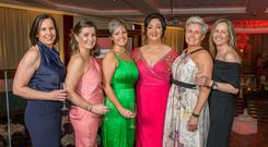 Pictured at Save the Children's Centenary Ball held at Titanic Belfast on Saturday 1 June. The event sponsored by Hamilton Shipping raised vital funds for the charity. Photo by Neil Harrison.