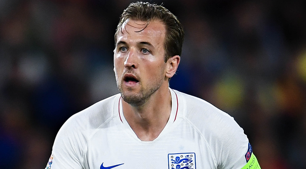 Target: Harry Kane says he will be focused on England