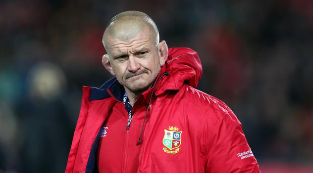 Graham Rowntree is to become Munster forwards coach after the World Cup, David Davies/PA