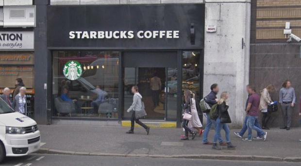 The operators of the Starbucks franchise admitted food hygiene failures. Pic Google.
