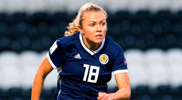 France bound: Claire Emslie gets World Cup opportunity