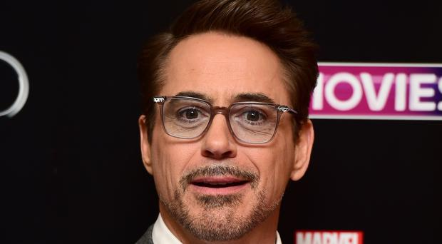 Robert Downey Jr (Ian West/PA)