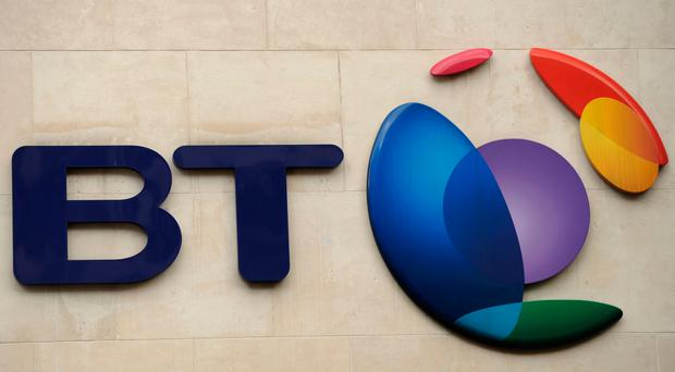 The future of two BT offices in Northern Ireland are in doubt after the telecoms giant announced it was cutting its number of premises from 300 to 30