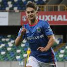 Linfield's victory over La Fiorita in 2017 is one of only four times Irish League clubs have progressed a European round in the last four years.