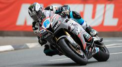 Michael Dunlop will be keen to earn a podium place for the first time this week.