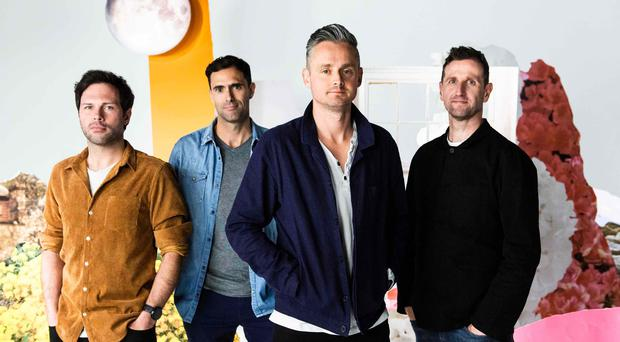 Keane are to play Belfast.