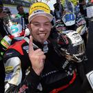 Peter Hickman has won three races at the year's Isle of Man TT, adding to his two victories from 2018.