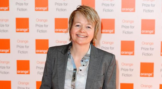 Sarah Waters has been made an OBE (Anthony Devlin/PA)