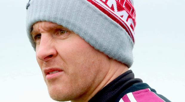 Tough test: Paddy Tally is wary of Tipperary threat
