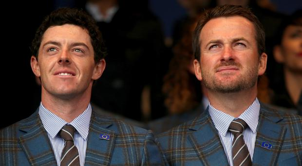 Rory McIlroy and Graeme McDowell are both moving up in the world after their eye-catching performances in Canada.