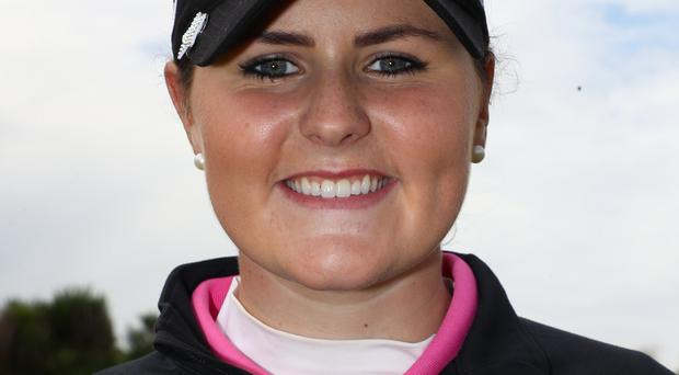 No go: Injured Olivia Mehaffey will miss Royal County Down