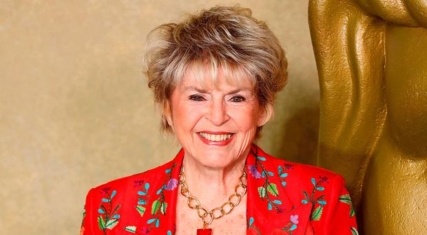 Gloria Hunniford has no plans to retire just yet