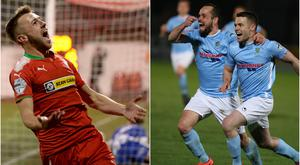 Cliftonville and Ballymena United will be the first Irish League sides in European action this summer, beginning their campaigns on June 27.