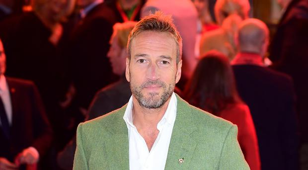 Ben Fogle to donate BBC programme salary to help over-75s amid TV licence row (Ian West/PA)