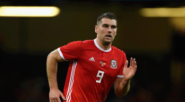 Still believing: Sam Vokes