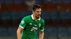 New deal: Craig Cathcart is delighted