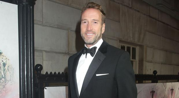 Ben Fogle said 'older people are being forgotten in this country' (Yui Mok/PA)