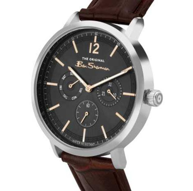 A watch similar to the one owned by William McCormick.