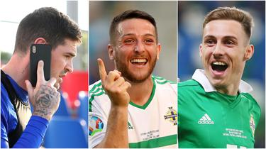From Kyle Lafferty to Gavin Whyte: The 13 Northern Ireland