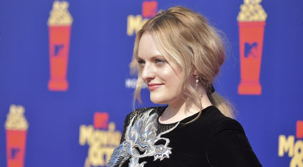Elisabeth Moss featured on a star-studded guest list at the MTV Movie and TV Awards (Richard Shotwell/Invision/AP)