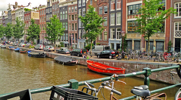 Going Dutch: Amsterdam is proving a big draw for our digital talent