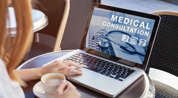 Digital doctor: online GP appointments are becoming more popular