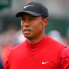 Maiden visit: Tiger Woods has never been at Royal Portrush before