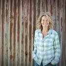 Presenter Kate Humble. Picture by Claire Richardson.