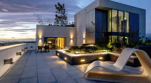 The Galileo Penthouse at Number One Ballsbridge
