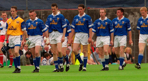 Fashion parade: Styles may have changed since 2001, but turn up in this natty number on Sunday to see a few heads turn