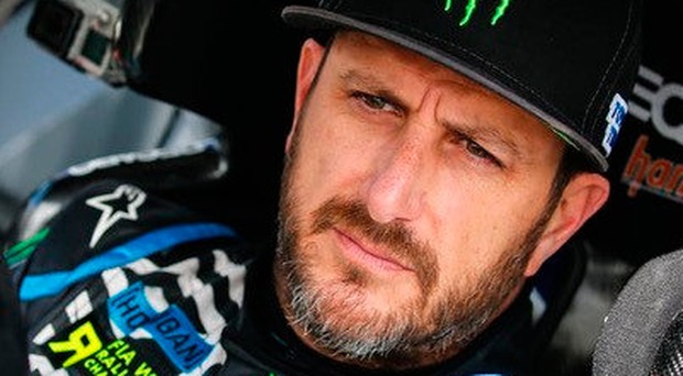 Video maestro: American internet sensation Ken Block has chosen the Donegal Rally as part of his world tour