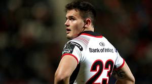 Ulster's Jacob Stockdale will be one of Ireland's key men at the World Cup.