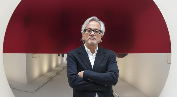 Sir Anish Kapoor (Lauren Hurley/PA)