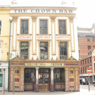 The Crown Liquor Saloon in Belfast was ranked eleventh on the list