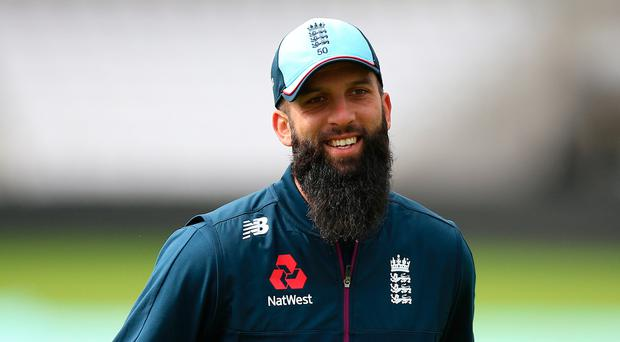 Special day: Moeen Ali will play in his 100th ODI for England