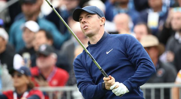 Major moments: Rory McIlroy is hoping for glory at Royal Portrush