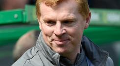 No problem: Neil Lennon is ready to get into pre-season