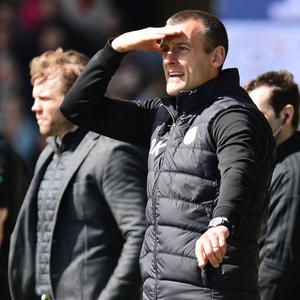 Sticking point: Oran Kearney wants to continue travelling home at weekends