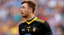 No regrets: Donegal's Shaun Patton is happy with his decision to pick Donegal over Sligo Rovers