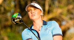 Jetting in: Olivia Cowan has signed up for the ISPS Handa World Invitational at Galgorm Castle GC and Massereene GC in August