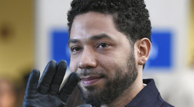 Jussie Smollett alleged he was attacked in Chicago (AP Photo/Paul Beaty, File)