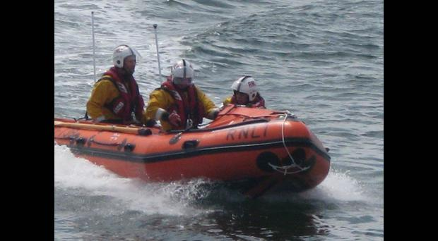 Portrush RNLI responded to the incident. Credit: RNLI/Judy Nelson