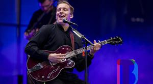 22 June 2019 George Ezra performing at Belsonic. (Liam McBurney/RAZORPIX)