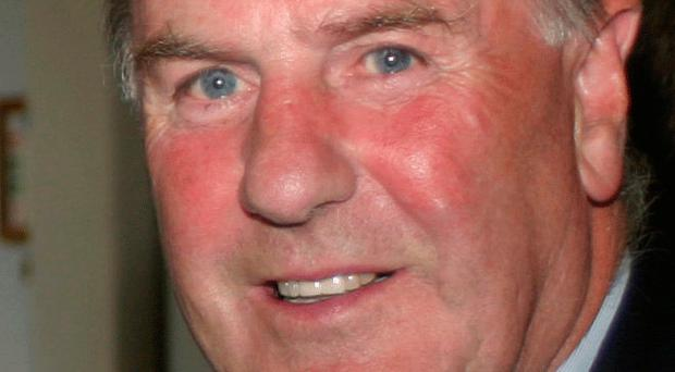Major contribution: Alfie Linehan has passed away at the age of 79