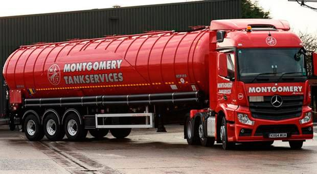Firms under Ballyvesey's control include Montgomery Transport, East-West Transport and JE Coulter