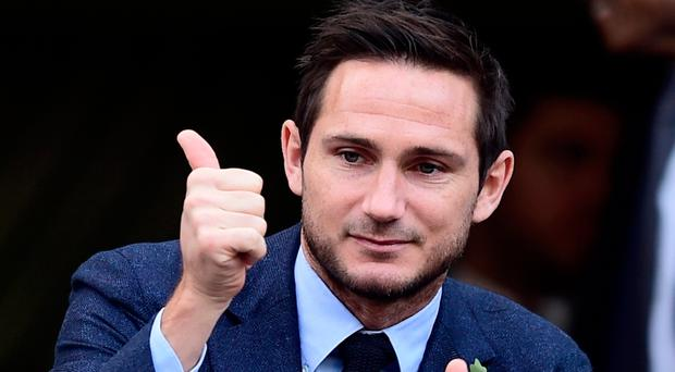 Big move: Frank Lampard is in discussions with Chelsea