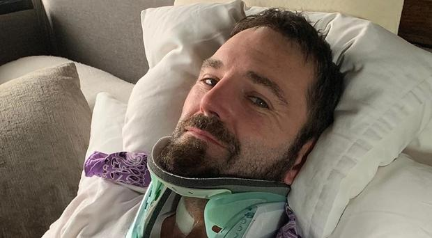 Johnny McDaid is recovering after surgery. Credit: Snow Patrol